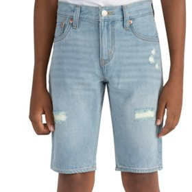 Levi's Boy's 511 Slim Fit Denim Shorts