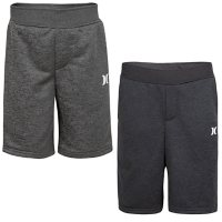 Hurley Dry Solar Boys French Terry Shorts 2-Pack