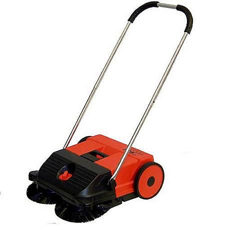 "Oreck 21"" Push Power Sweeper"