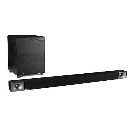 KLIPSCH 48 Sound Bar & Wireless Subwoofer