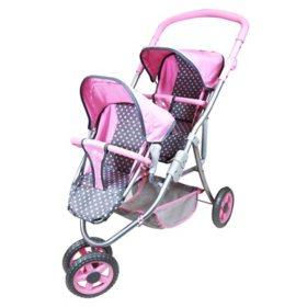 Twin Doll Stroller