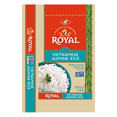 Royal Vietnamese Jasmine Rice (25 lb.)