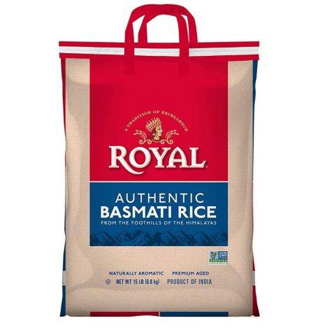Royal Basmati Rice - 20 lbs.