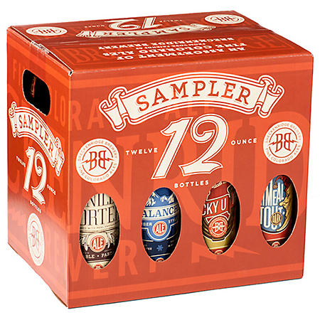 Breckenridge Sampler (12 fl. oz. bottle, 12 pk.)
