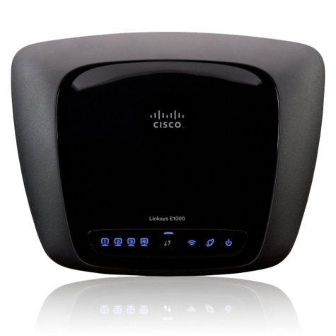 Cisco Linksys E1000 Wireless-N Router