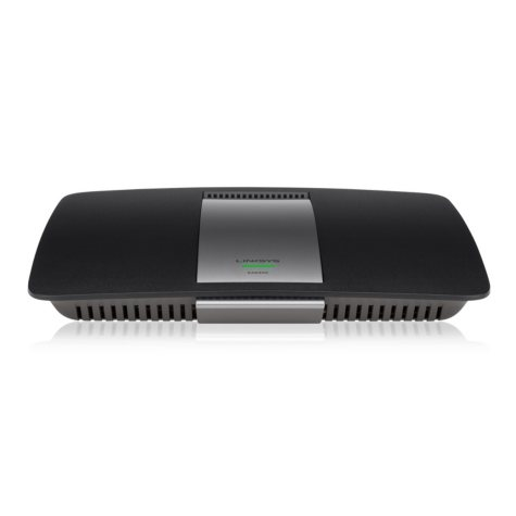 Linksys AC1600 Wi-Fi Dual-Band Wireless Router