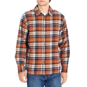 Eddie Bauer Men's Flannel Shirt