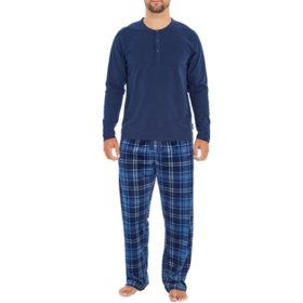 Eddie Bauer Men's 2-Piece Sleep Set