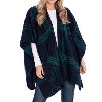 Woolrich Womens Textured Wrap