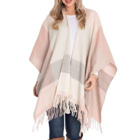 Woolrich Ladies Textured Wrap