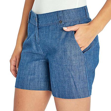 Isaac Mizrahi Ladies Trouser Short