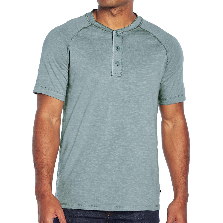Gap Men's Short Sleeve Henley $4.81