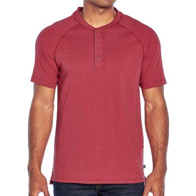 Gap Men's Short Sleeve Henley