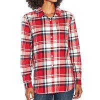 Gap Ladies Boyfriend Flannel Shirt