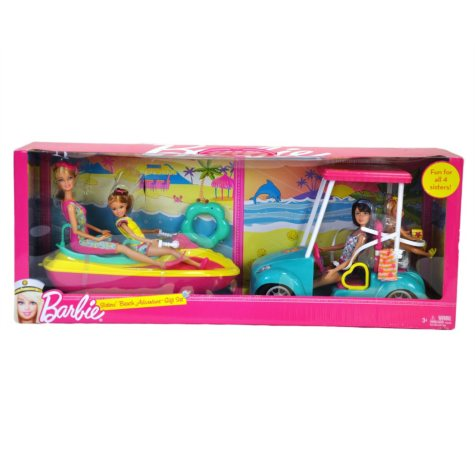 Barbie® Family Sisters Buildup