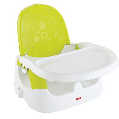 Fisher Price Quick Clean Nu0027 Go Booster   Basic