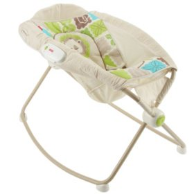 Fisher-Price Rock 'n Play Sleeper, Jungle Friends
