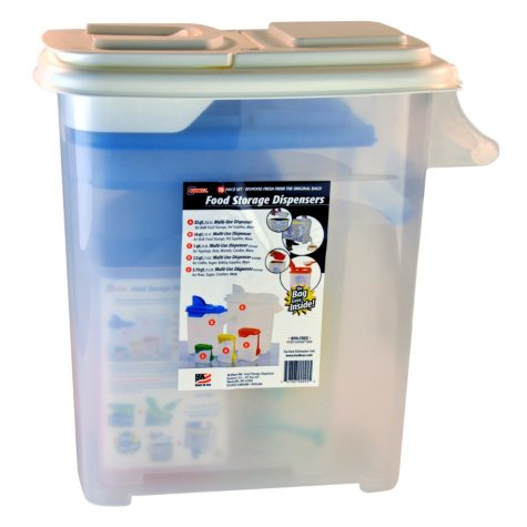 Buddeez Storage Set - 10 pc.