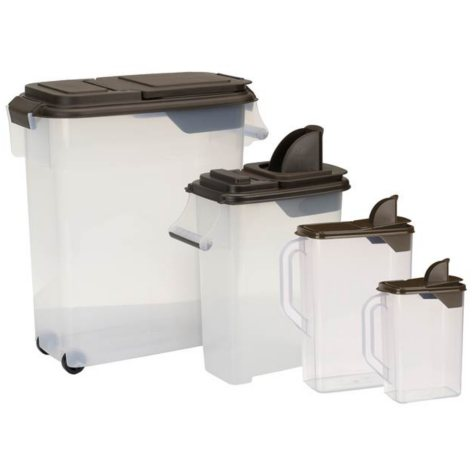 Buddeez Large Food Storage Set - 8 pc.
