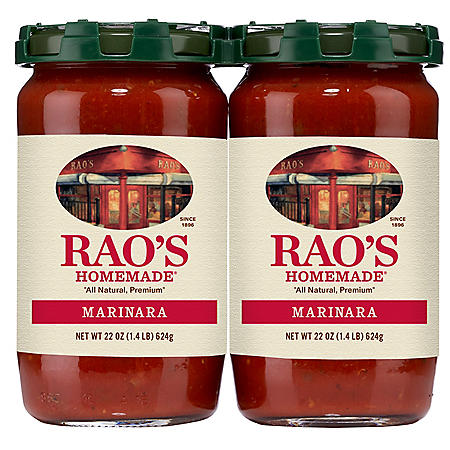 Rao's Homemade Marinara Sauce (22 oz., 2 pk.)