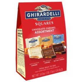 Ghirardelli Caramel Trio Assortment (18.8 oz.)