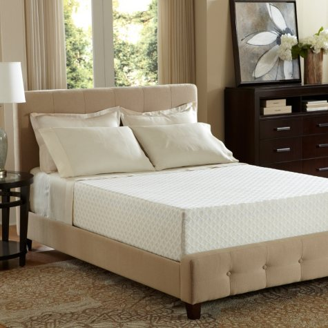 "Serta Pietra Gel Memory Foam 12"" Mattress - Queen"