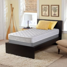 Serta Hallworth II Firm Twin 2-Pack Mattress or Set