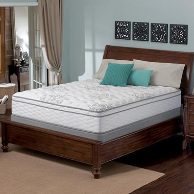 Serta Perfect Sleeper Wynstone Cushion Firm Eurotop Queen
