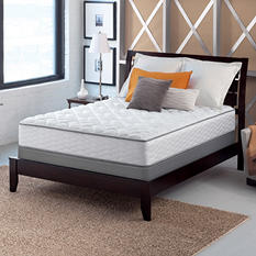 Serta Perfect Sleeper Brindale Queen Firm Mattress Set