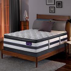 Serta iComfort Hybrid HB700Q Super Pillowtop SmartSupport Queen Mattress Set