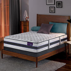 Serta iComfort Hybrid HB300Q Cushion Firm SmartSupport Queen Mattress Set