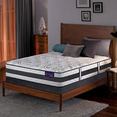 Serta iComfort Hybrid Recognition Plush Twin XL Mattress Set