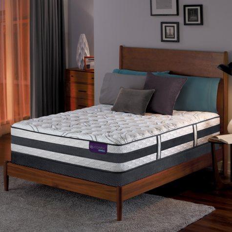 Serta iComfort Hybrid Recognition Extra-Firm Queen Mattress Set