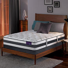Serta iComfort Hybrid Applause II Plush Queen Mattress Set