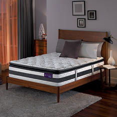Serta iComfort Hybrid Observer Super Pillowtop Low-Profile Queen Mattress
