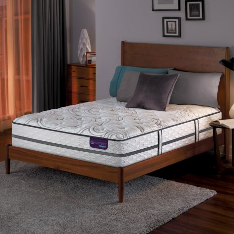 Serta iComfort Hybrid Vantage II Plush Low-Profile King Mattress Set