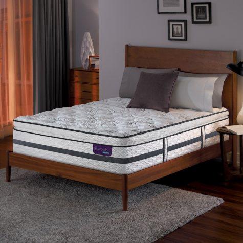 Serta iComfort Hybrid Merit II Super Pillowtop California King Mattress Set