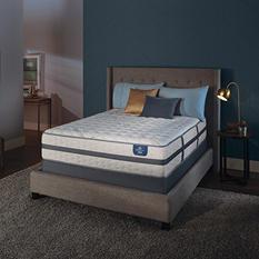 Serta Perfect Sleeper Luxury Hybrid Oakbridge II Firm Queen Mattress Set