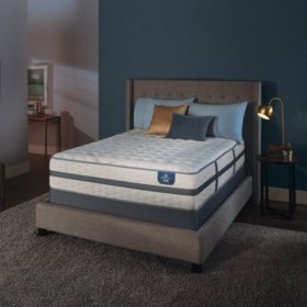 Serta Perfect Sleeper Luxury Hybrid Oakbridge II Firm California King Mattress Set