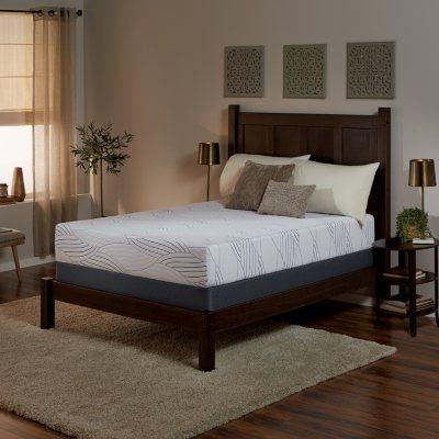 serta sleep excellence avesta ii firm king mattress set