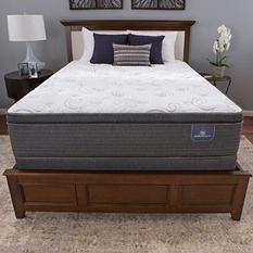 Serta Perfect Sleeper Hillgate II Cushion Firm Super Pillowtop King Mattress Set