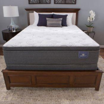 Serta Perfect Sleeper Hillgate 3 Series Top California King Mattress Set