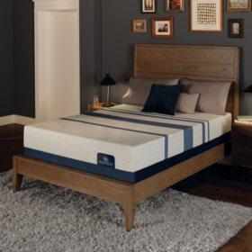 Serta iComfort Blue 100 Gentle Firm Gel Memory Foam California King Mattress Set
