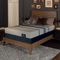 Serta iComfort Blue Max 1000 Cushion Firm Gel Memory Foam Queen Mattress Set