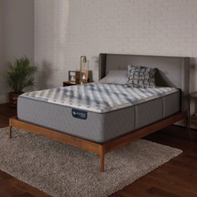 Serta iComfort Blue Fusion 100 Firm Hybrid King Mattress