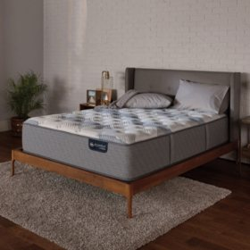Serta iComfort Blue Fusion 200 Plush Hybrid Queen Mattress
