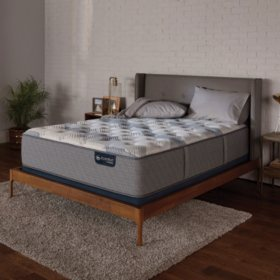 Serta iComfort Blue Fusion 200 Plush Hybrid Twin Mattress Set