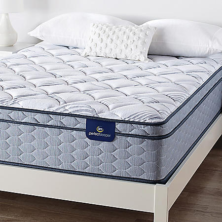 Serta Perfect Sleeper Ashbrook Eurotop Plush Full Mattress