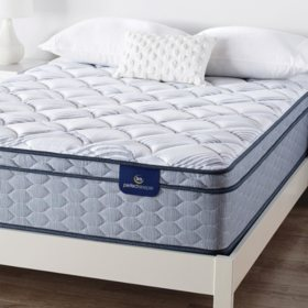 Serta Perfect Sleeper Ashbrook Eurotop Plush Twin Mattress