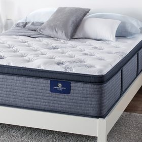 Serta Perfect Sleeper Glenmoor 2.0 Pillowtop Queen Mattress
